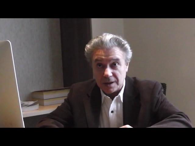 Interview to Prof. David Alimi  Entretien avec le Professeur David Alimi
