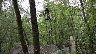 John New - Raw Dirt Jumping Clips   The Rise MTB