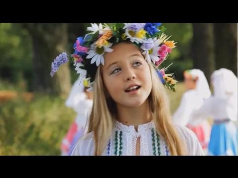 Belarusian Girl - Angelina Pipper (+translation)