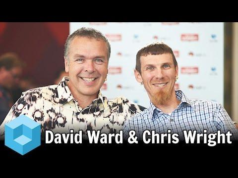 David Ward, Cisco & Chris Wright, Red Hat - Red Hat Summit 2016 - #theCUBE #RHSummit
