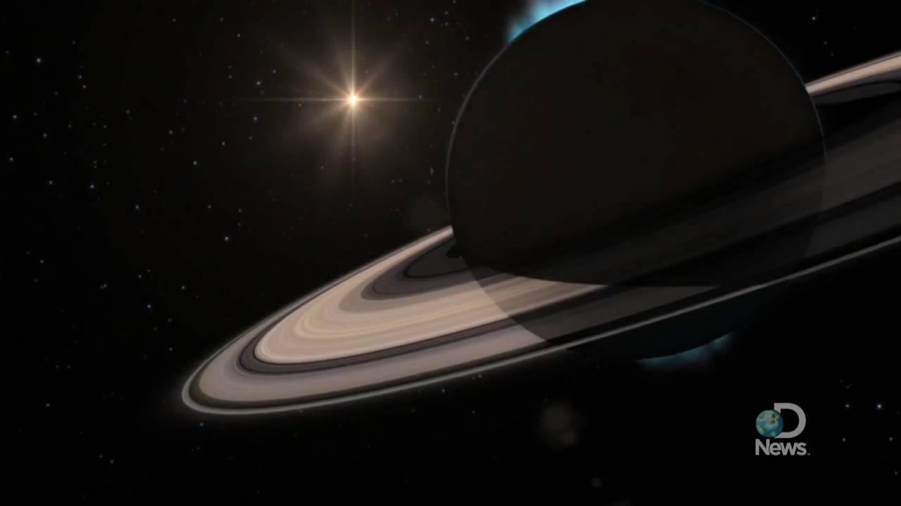 Hubble Captures Saturn's Aurorae - YouTube