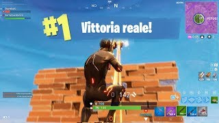 REAL VITTORY IN DUO - Fortnite