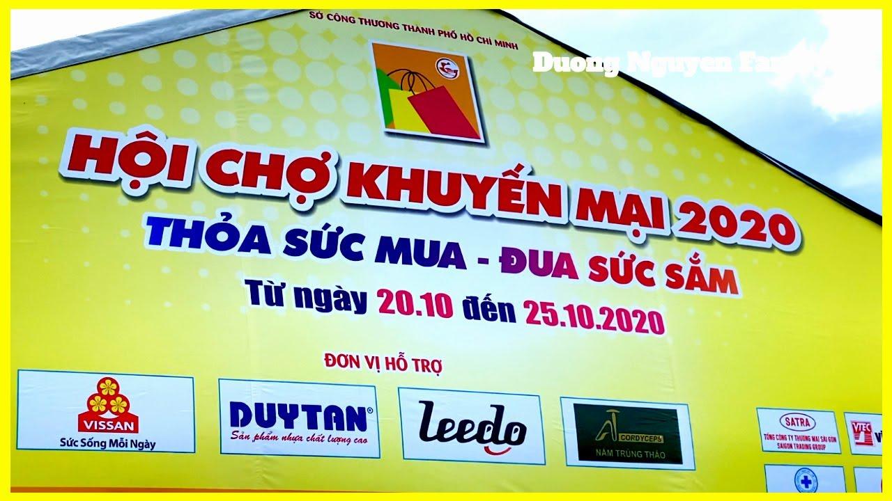 Hội Chợ Khuyến Mại 2020 tại Nhà Thi Đấu Phú Thọ