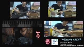 Luna Haruna - Startear- Band Instrumental Cover (Forbidden Jellyfish)
