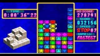 Dr. Mario & Puzzle League - Marathon (Fastest Game Level) 40x Chain