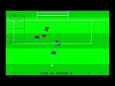 Kick Off - Atari ST [Longplay]