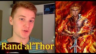 Rand al'Thor (The Wheel of Time) - A Character Examination
