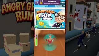 Angry Gran Run APK Gameplay #1 New Characters screenshot 5