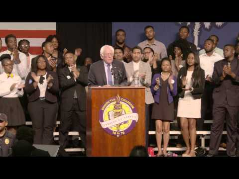 Institutional Racism and Criminal Justice Reform | Bernie Sanders