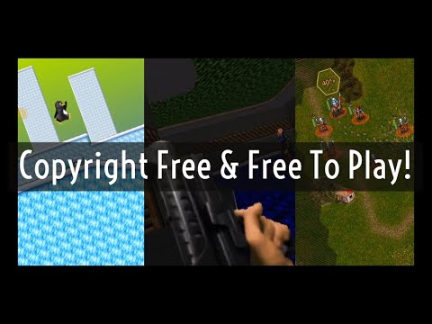 Top 5 Open Source Games! - Gaming List #4