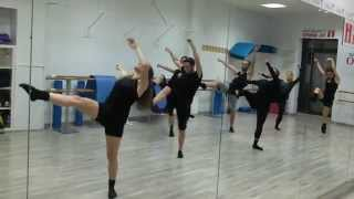 CHANDELIER (SIA) MODERN JAZZ ROUTINE