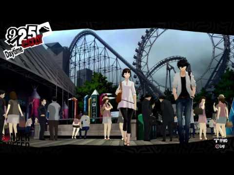 Persona 5 Makoto Niijima Present Priestess Confidant Guide