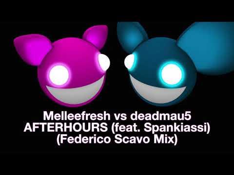 Melleefresh vs deadmau5 - Afterhours (Federico Scavo Mix)