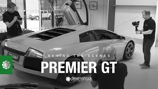 How to Film a Luxury Sports Car Dealership Promo - [Behind The Scenes]