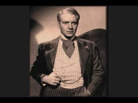 NELSON EDDY SINGS - IF NOT HIS WORD LIKE FIRE - elijah - 1930