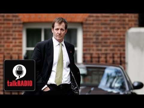 Carole Malone Has A Major Row With Alastair Campbell Over Brexit