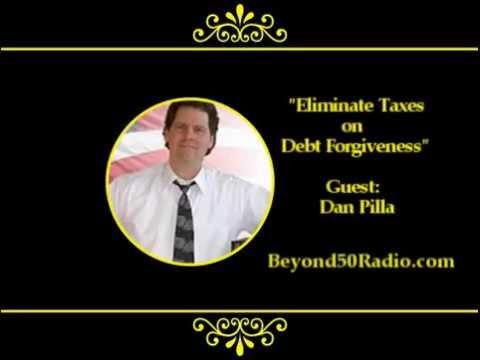 Eliminate Taxes on Debt Forgiveness
