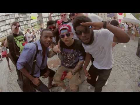 Mad Decent Block Party 2011- Philly [Music Video]