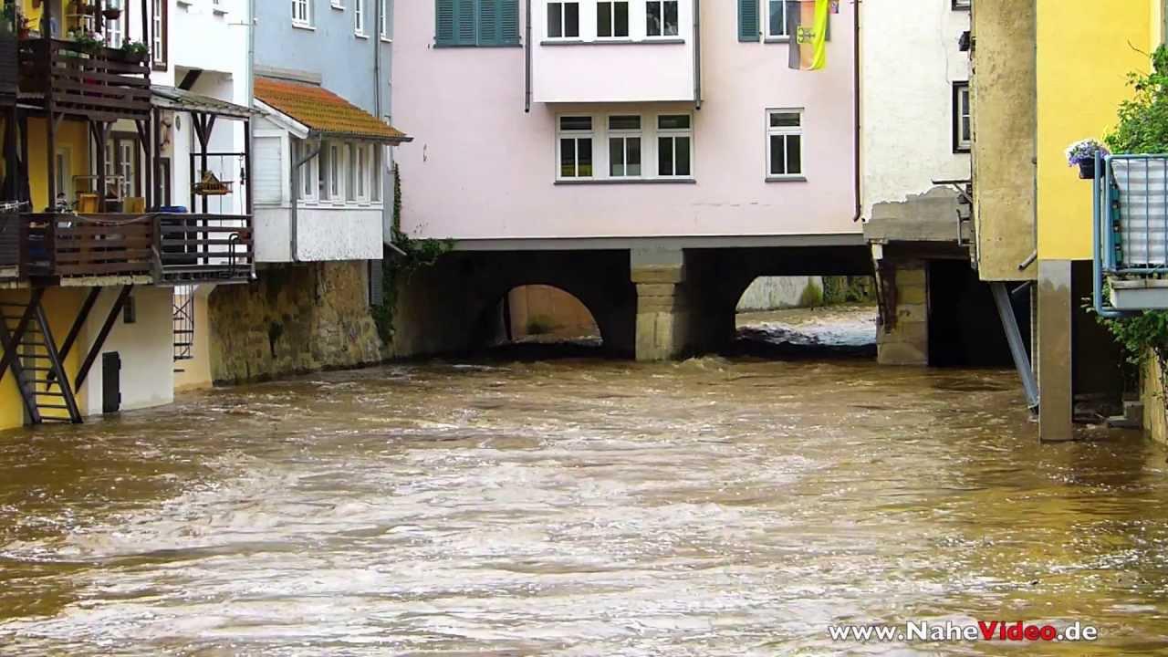 Hochwasser im Klein Venedig im Mai 2013 - YouTube