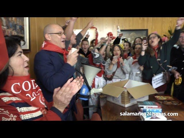 Derecho celebra el Codex 2019 en Salamanca
