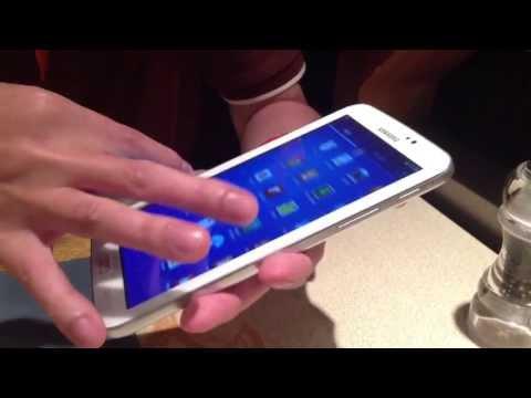 แกะกล่อง Samsung Tab3 7 นิ้ว
