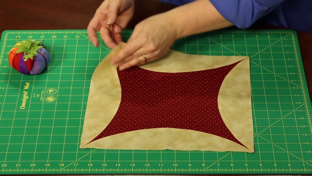 Sew Easy: How to Piece a Quilt -- Orange Peel Piecing - YouTube : quilting videos on youtube - Adamdwight.com