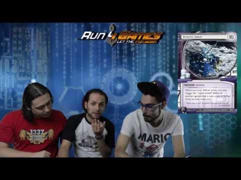 Netrunner - R4G - All That Remains - 6 Mois Après
