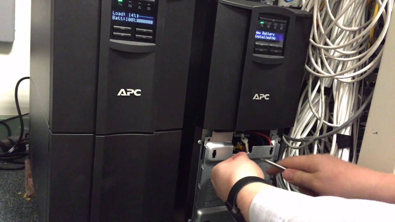 APC Smart-UPS 3000 LCD Hot Swap Battery