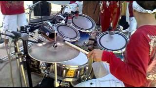 poder urbano baterista el jr