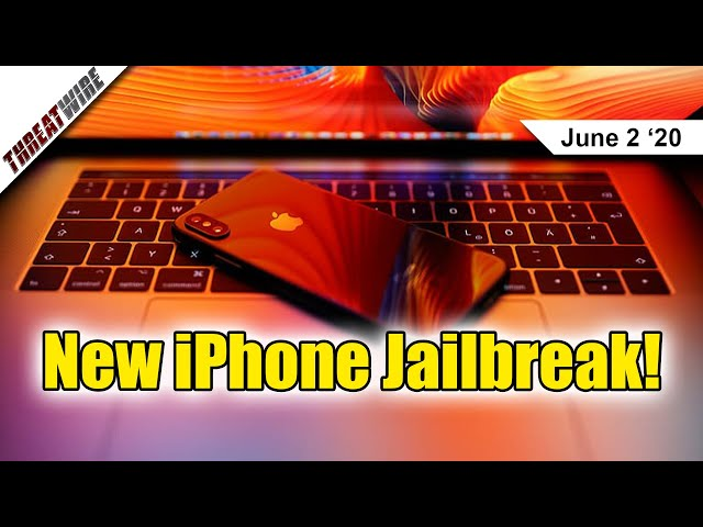 New iPhone Jailbreak for iOS 13 Released! - ThreatWire