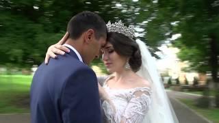 Свадьба Арсена и Алисы 7 июня 2017. г.Белореченск.