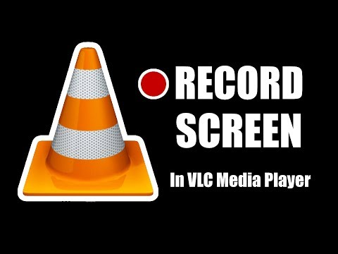 Record your Computer Screen with VLC Media Player | Screen record using VLC