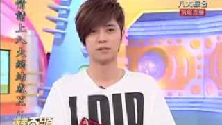 Show Luo Zhi Xiang talks about his recent sex scandal on 娱乐百分百 Entertainment 100% Mp3