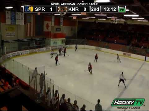 Nahl Springfield Jr Blues Vs Kenai River Brown Bears 3 15 2018
