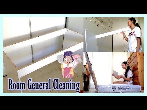 Room General Cleaning 🧹🧽