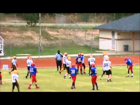 2014 Donnie Bickham Middle School Team Highlight Video