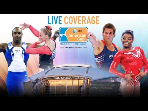2015 AT&T American Cup - World Feed
