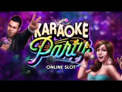 Karaoke Party Slot - Microgaming Promo