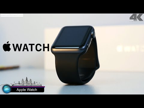 Apple Watch Review ( Cambo Report )