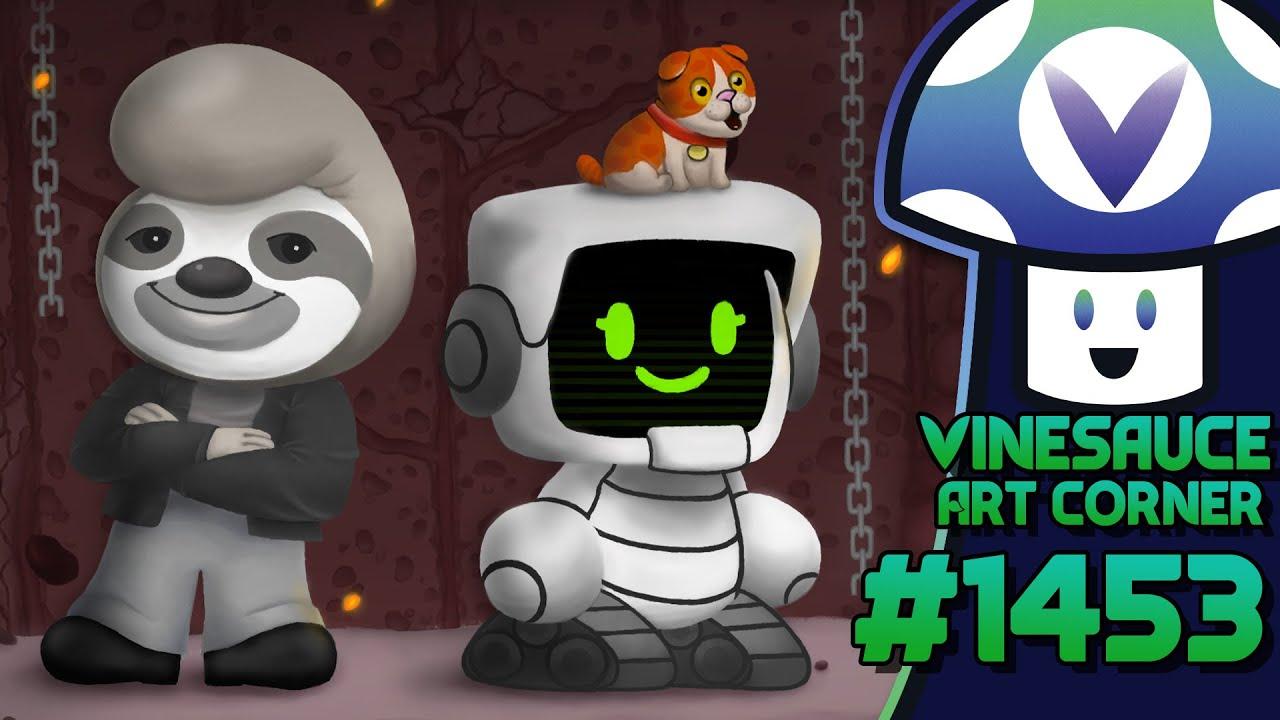 Download [Vinebooru] Vinny - Vinesauce Art Corner #1453