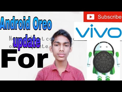 Android Oreo update for vivo phones