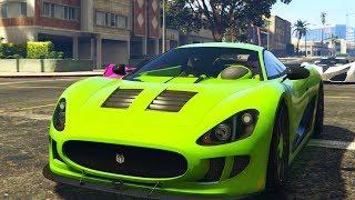THE $2.3 MILLION XA-21 OCELOT (New Supercar - GTA V Online)