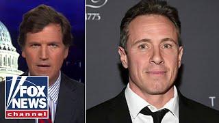 Tucker uncovers new audio of CNN's Chris Cuomo confiding in Michael Cohen