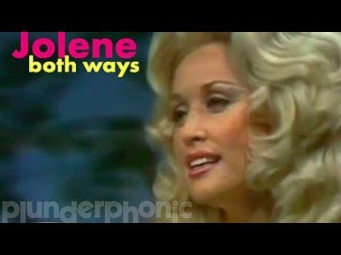 plunderphonics — Jolene both ways