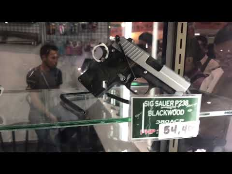 Arms Show 2017: Philippine Guns at AFAD DSAS Pt2