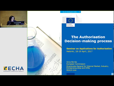 Decision-making process at the European Commission