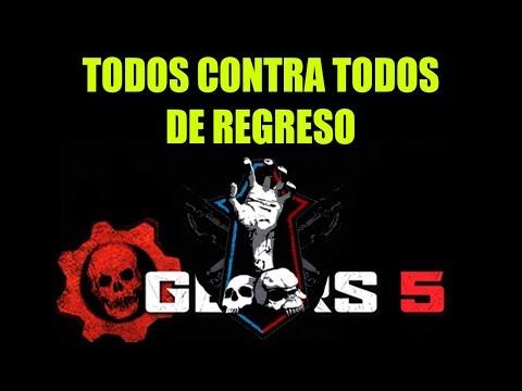 FREE FOR ALL (TODOS CONTRA TODOS) EN GEARS 5!!   *INFORMACIÓN Y FILTRACIONES DEL JUEGO*