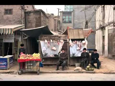 Western China  East Turkistan)