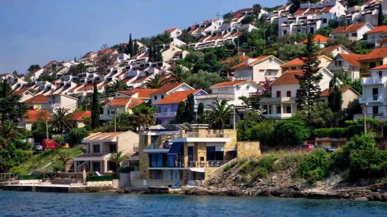 Krasici Boka Kotorska Montenegro Youtube