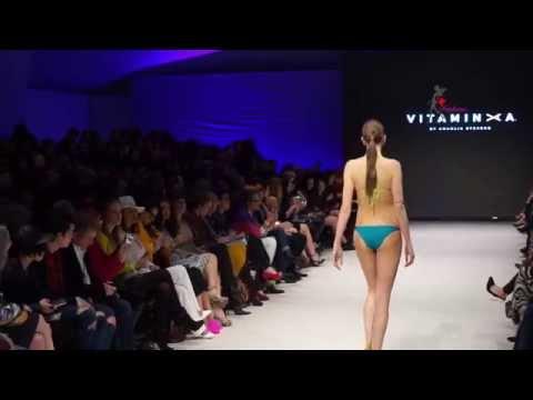 Vancouver Fashion Week /  2015 Spring Summer / Vitamin A Bikinis ( 1080HD)